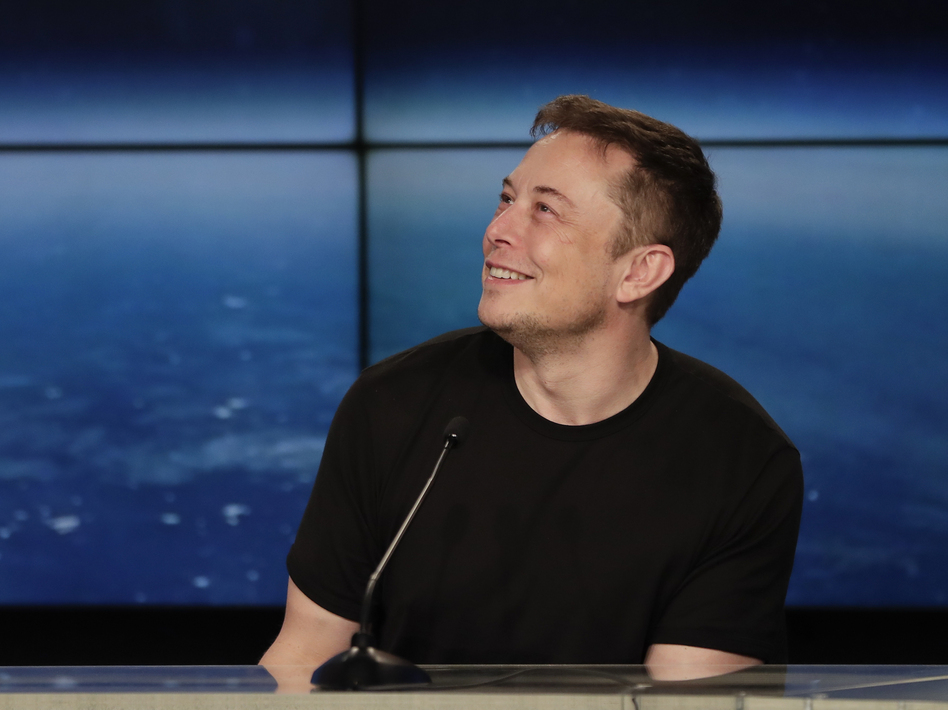 SpaceX founder Elon Musk has become the latest tech billionaire to jump on #DeleteFacebook movement. (John Raoux/AP)