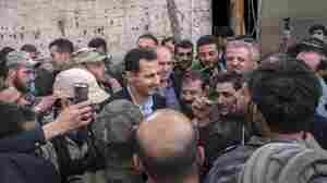 How The Syrian Regime Keeps Winning Territory, From An Army Defector's Perspective