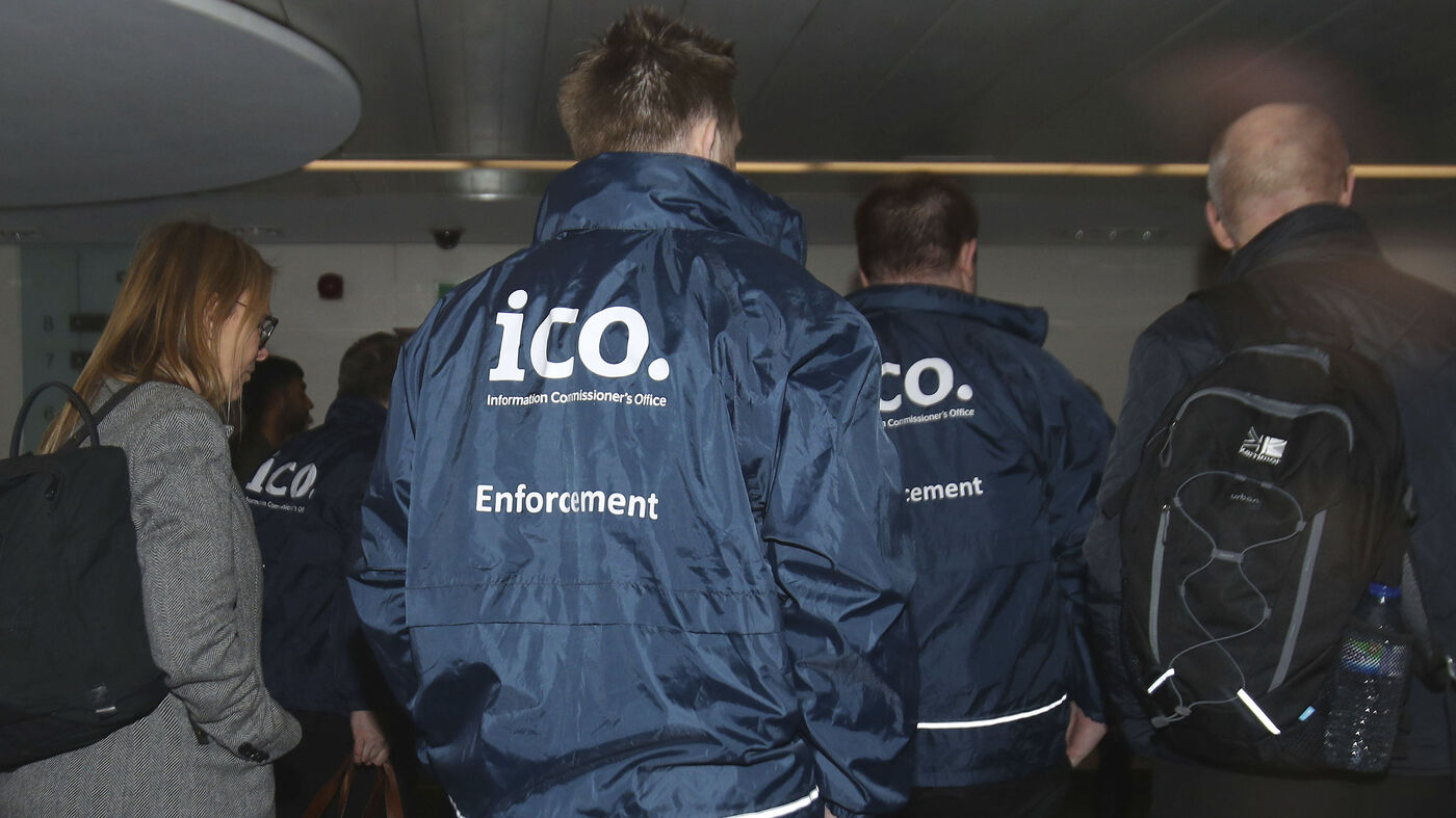 U.K. Investigators Raid Cambridge Analytica Offices In London