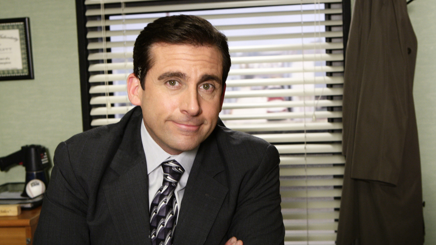 Are Kanye West And Michael Scott From 'The Office' The Same Person? Yes.