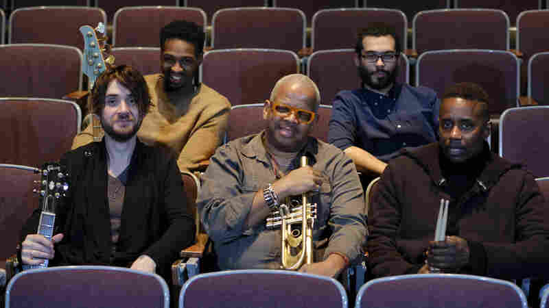 Terence Blanchard's 'Dear Jimi' Isn't Just A Tribute, It's A Healing Force