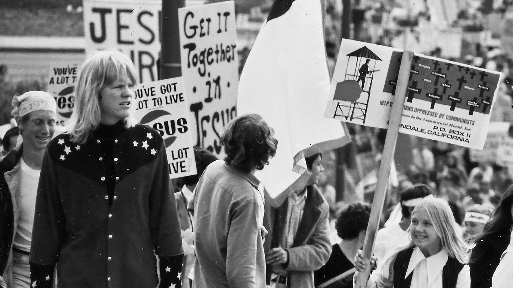 The 'Father Of Christian Rock' Larry Norman's Battles With Evangelicalism