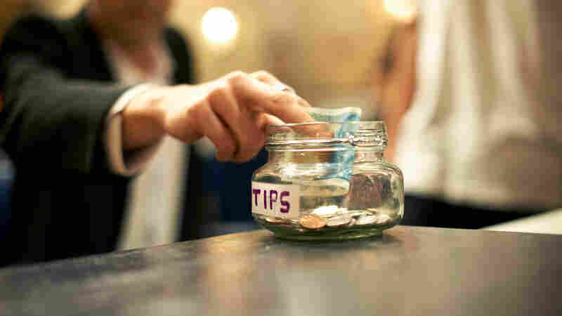 Spending Bill Protects Tipped Workers From Sharing With The Boss