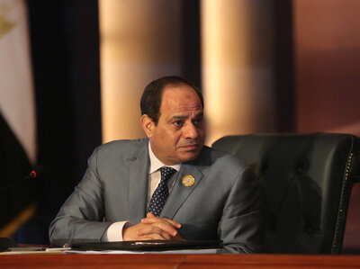 Sisi Is All But Assured A Second Term In Egypt's Presidential Election