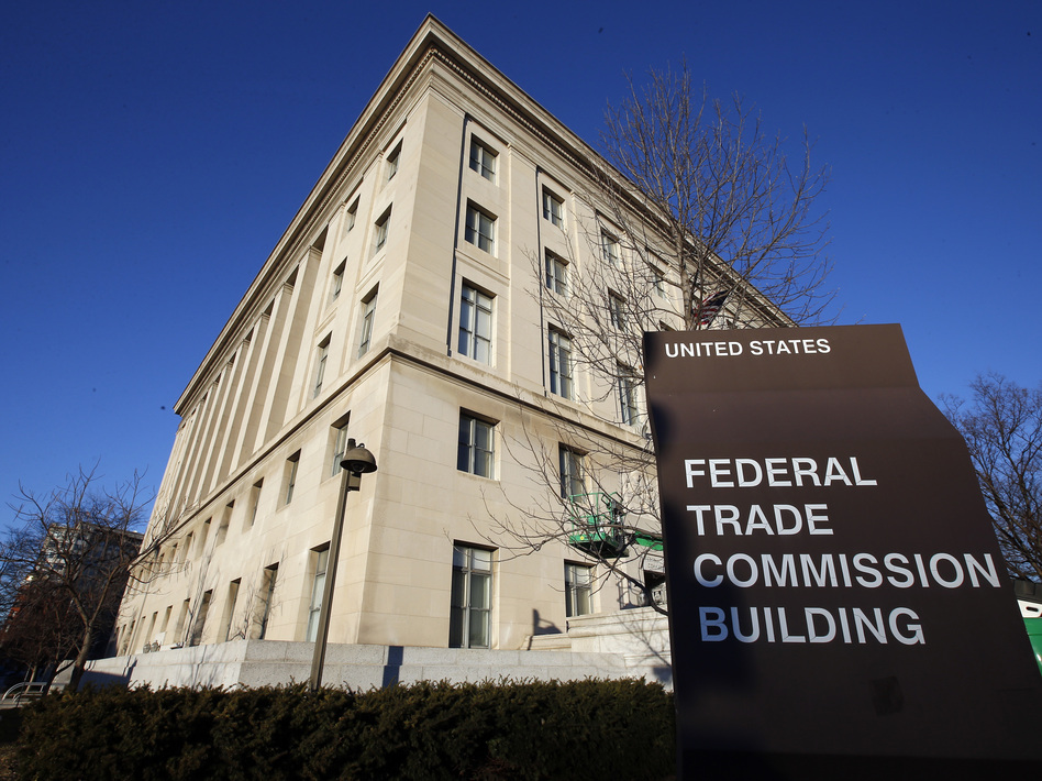 The Federal Trade Commission is investigating whether Facebook violated an agreement with the FTC in allowing users' data to be revealed secretly to Cambridge Analytica and political campaigns. (Alex Brandon/AP)