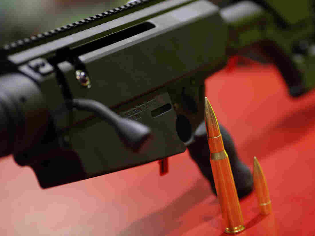 Remington Declares Chapter 11 Amid 'Trump Slump' In Gun Sales