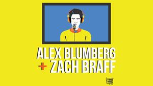 Zach Braff and Alex Blumberg on 'Alex, Inc.'