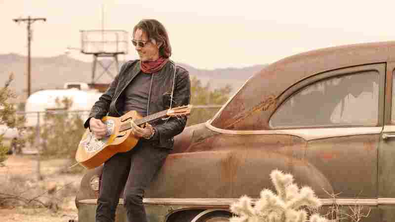 Rick Springfield Gets Frank With God On 'The Snake King' Album