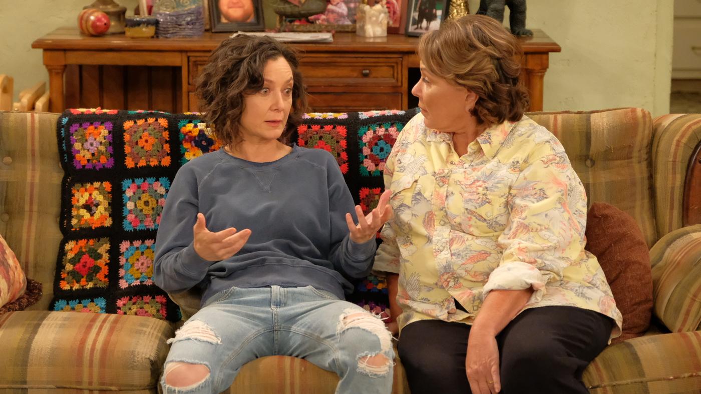 Roseanne' Returns For A New Conversation : NPR