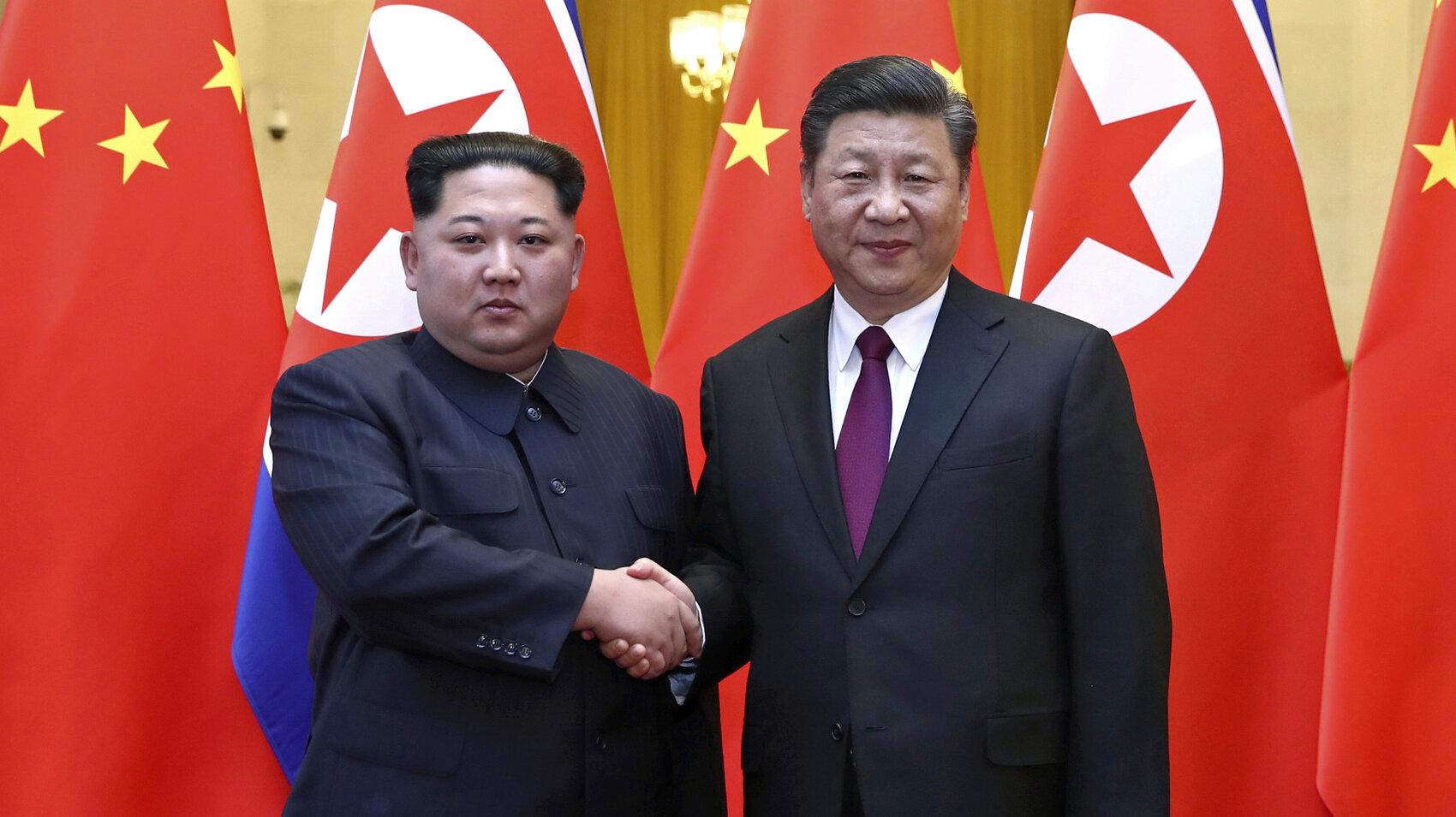 Kim Jong Un Talks Nukes On Secret Trip To China