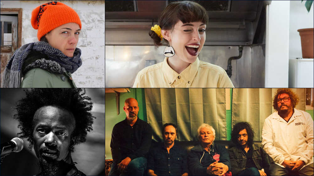 New Mix: Guided By Voices, Fantastic Negrito, A Stella Donnelly Lullaby, More