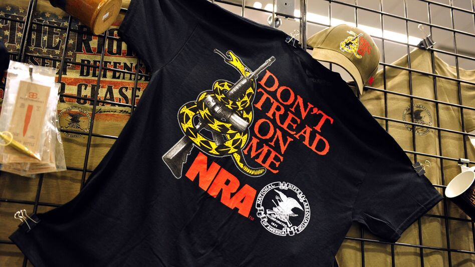 The National Rifle Association is responding to a request from a top congressional Democrat over foreign funding amid questions about its possible role in Russia's 2016 election meddling. (Karen Bleier/AFP/Getty Images)