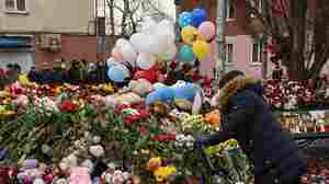 Putin Says Deadly Mall Fire In Central Russia Due To 'Criminal Negligence'