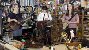 I'm With Her: Tiny Desk Concert
