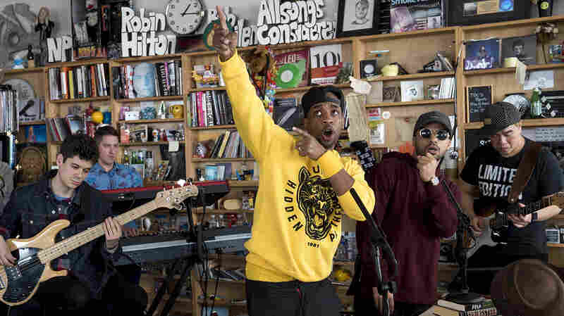 Masta Ace: Tiny Desk Concert