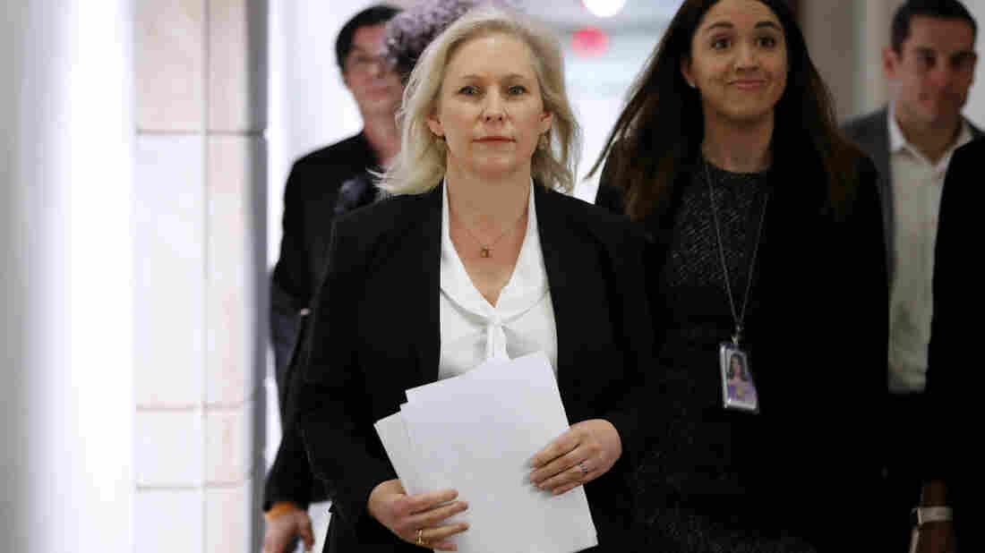 All 22 Female Senators Push for Vote on New Harassment Rules