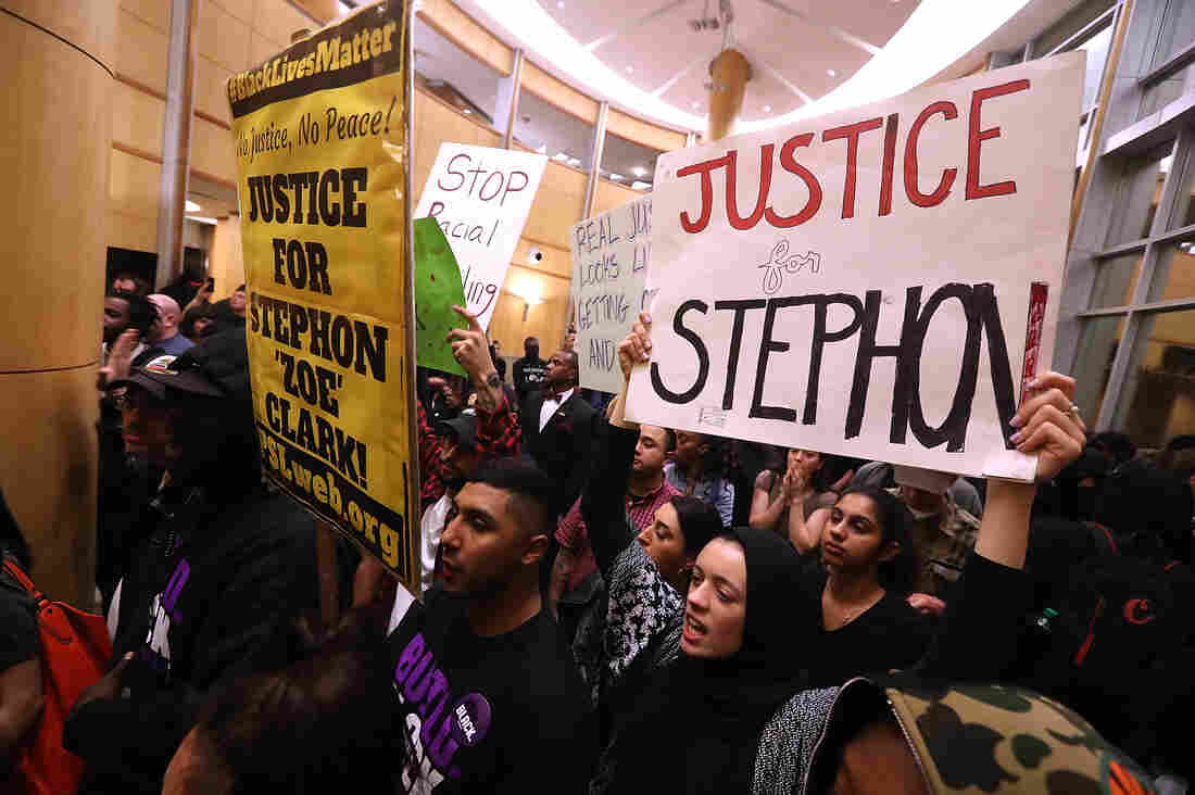 Family of Stephon Clark to release results of independent autopsy