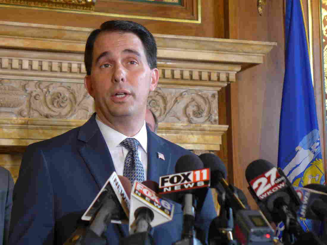 Scott Walker Abandons Fight Against Special Elections