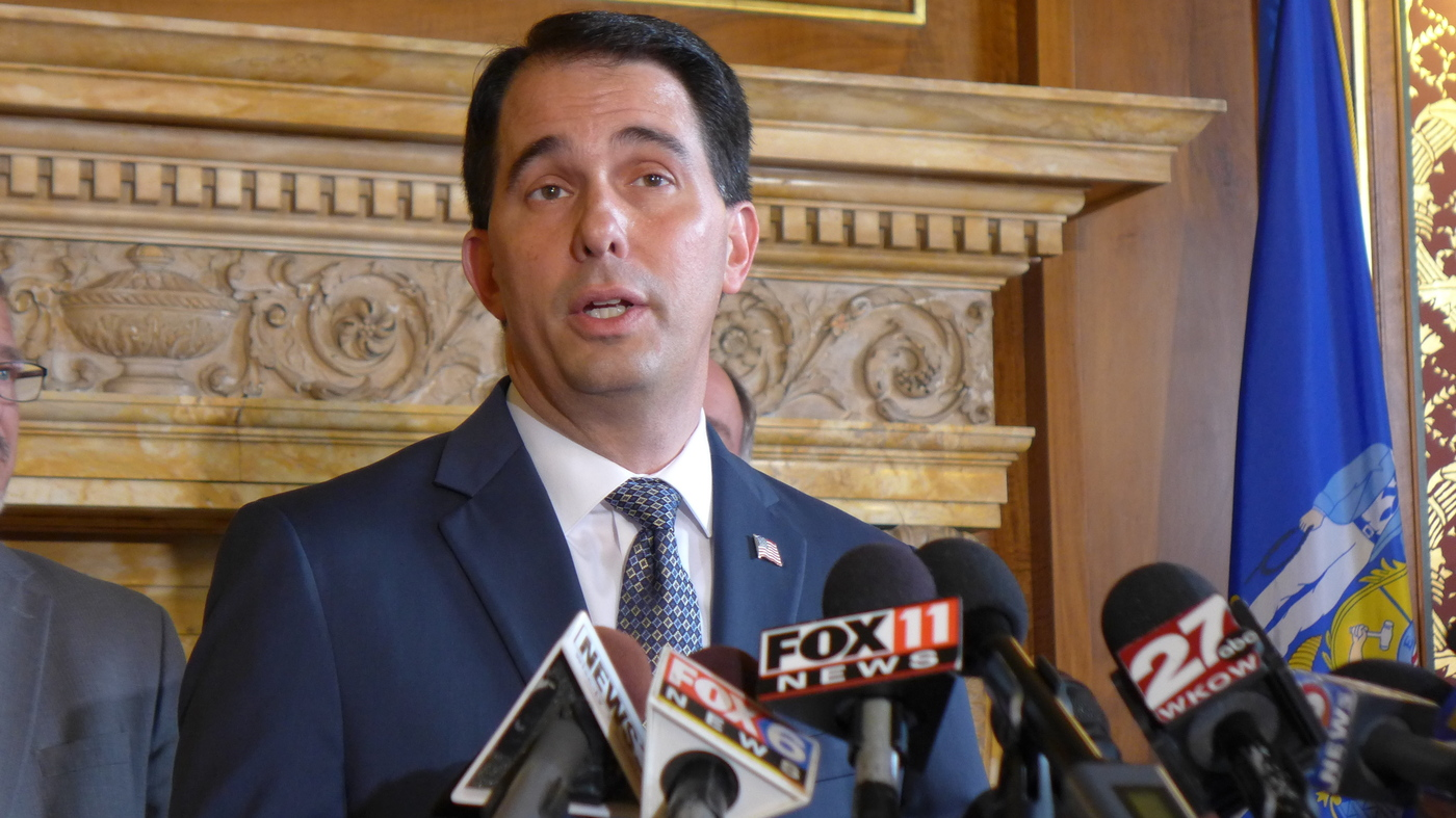 Deadline Nears For Elections Scott Walker Doesn't Want To Hold