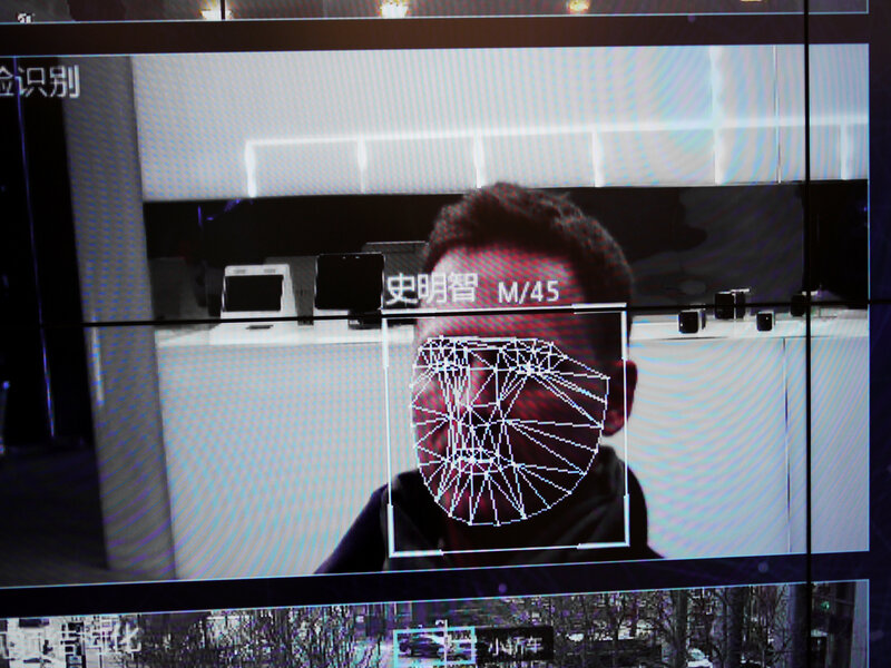 Facial Recognition In China Is Big Business As Local