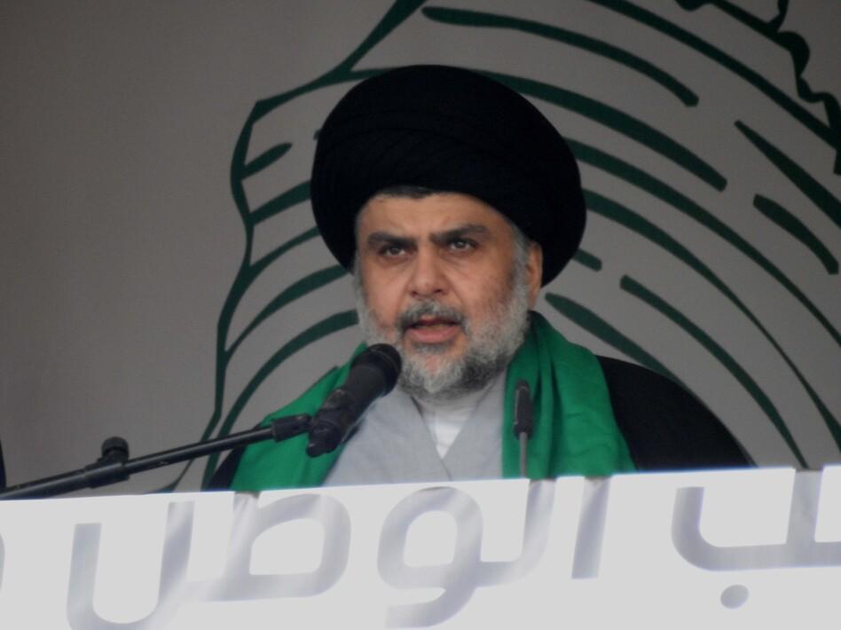 Ahead Of Iraq's Elections, Muqtada Al-Sadr Reinvents ...