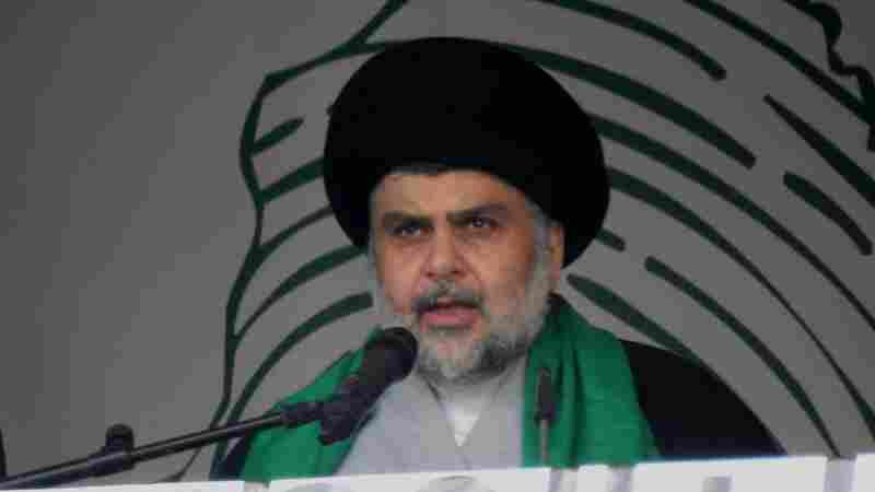 Ahead Of Iraq's Elections, Muqtada Al-Sadr Reinvents Himself — Again