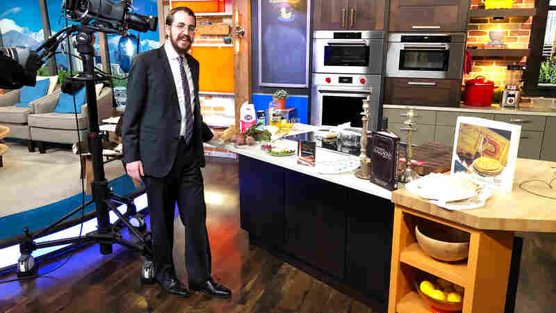 For Passover, These Orthodox Jews Are Cooking On Live TV