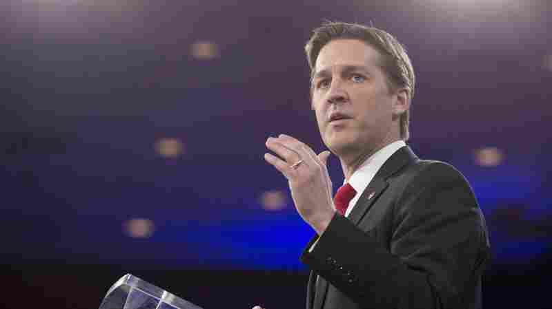 Sen. Ben Sasse, Republican of Nebraska, speaks during the annual Conservative Political Action Conference (CPAC) outside Washington, D.C., on March 3, 2016