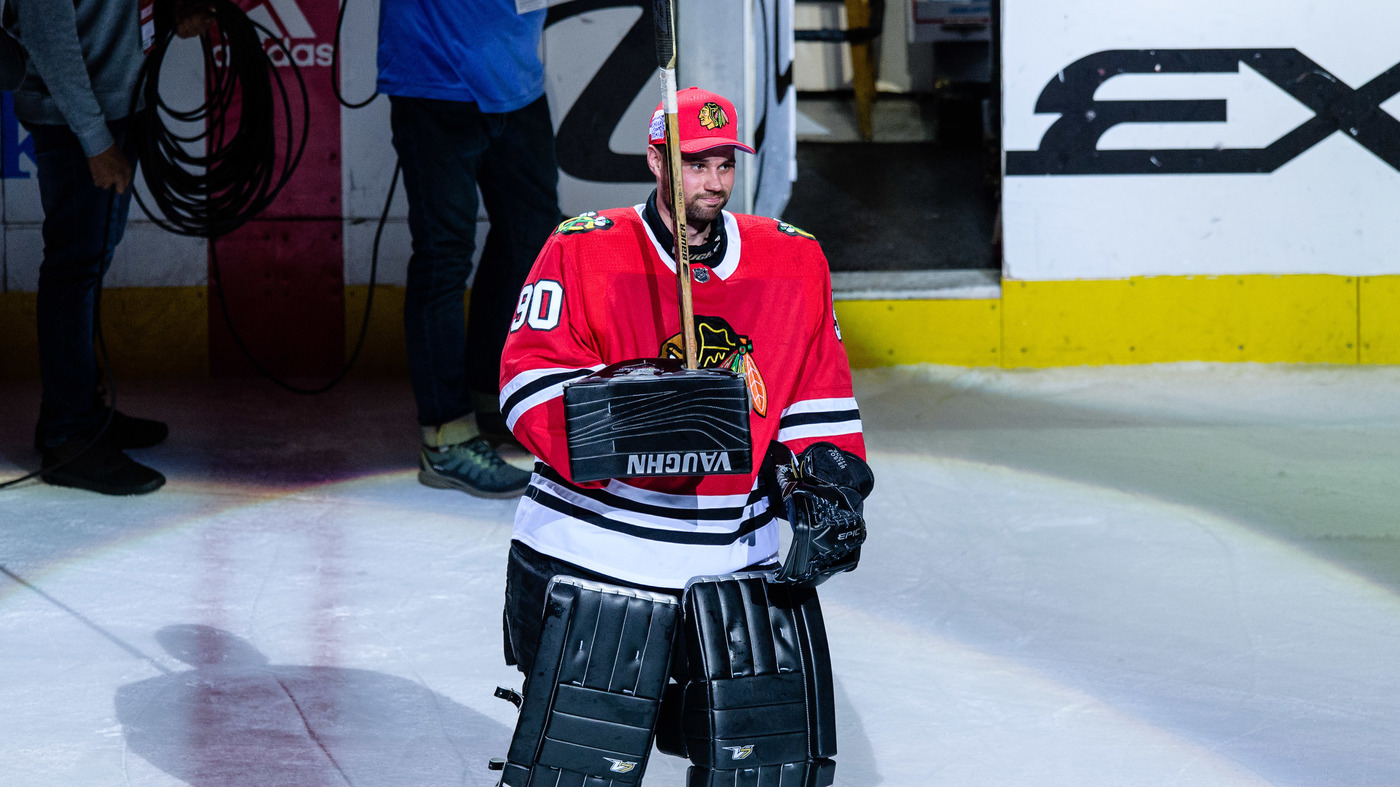 36YearOld Accountant Called In As Emergency NHL Goalie