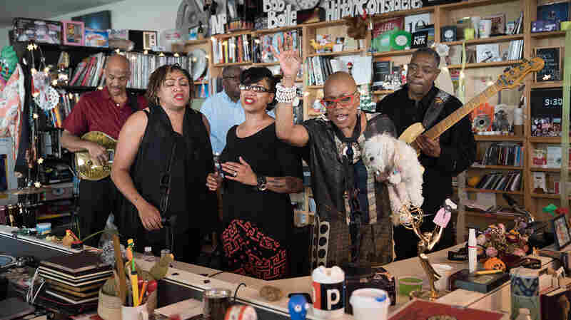 Dee Dee Bridgewater: Tiny Desk Concert