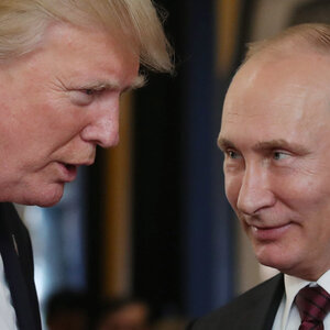A Meeting With Putin, If It Happened Soon, Would Involve A Different Trump