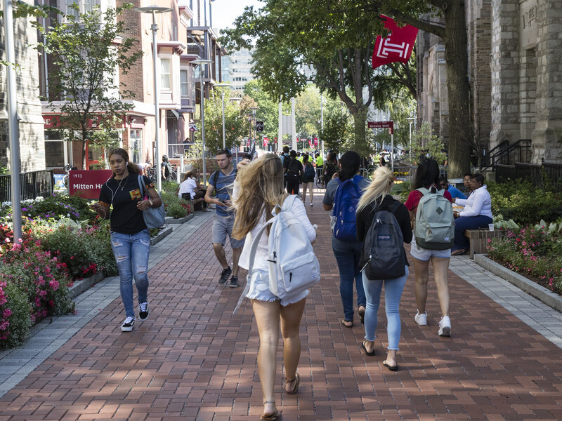 Hunger And Homelessness Are Widespread Among College