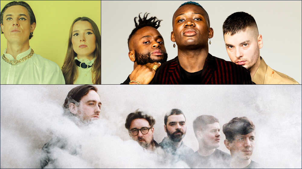 New Mix: Young Fathers, Confidence Man, A Stunning Tiny Desk Contest Entry, More
