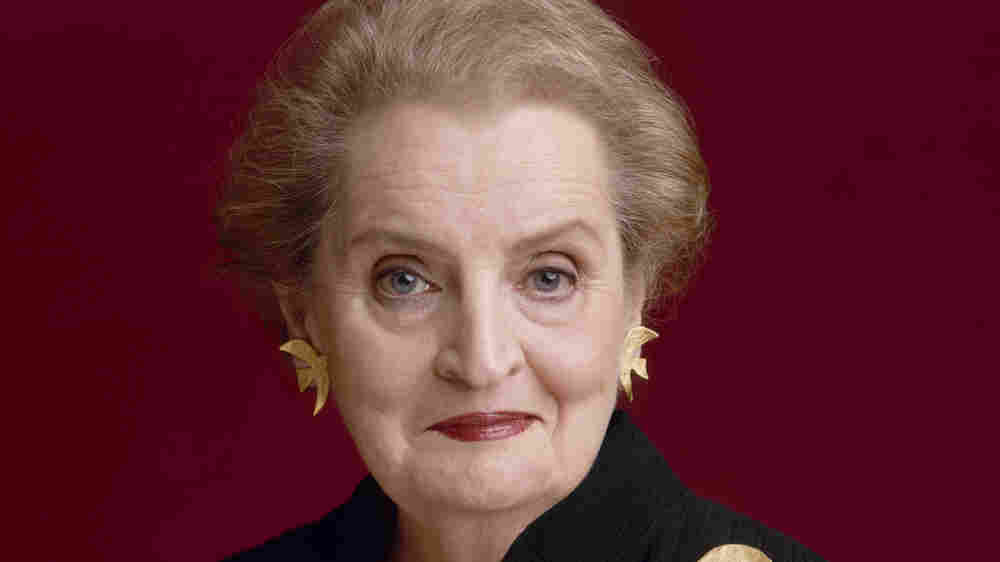 Madeleine Albright Warns: Don't Let Fascism Go 'Unnoticed Until It's Too Late'