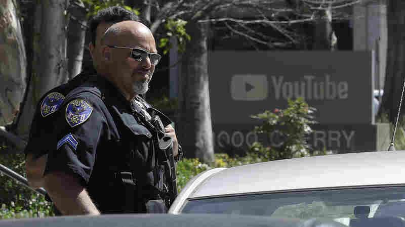Police Questioned YouTube Attacker Hours Before Shooting, Didn't Seem To Be A Threat