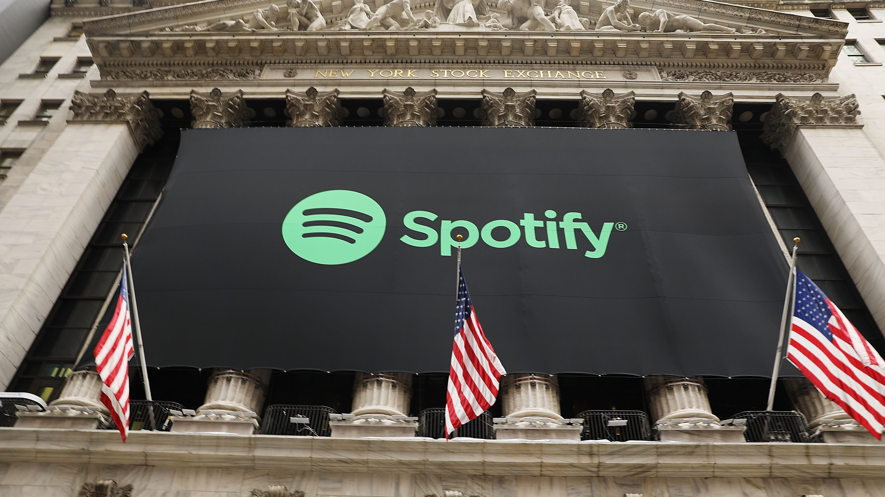 Spotify Is, For Now, The World's Most Valuable Music Company