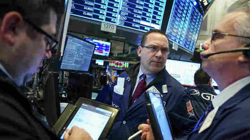 Markets Jittery Over U.S.-China Trade Fight