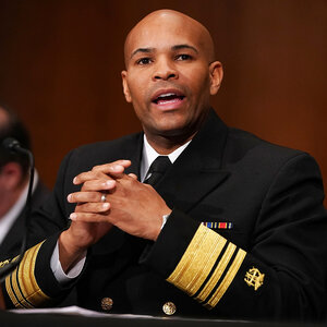 Surgeon General Urges More Americans To Carry Opioid Antidote