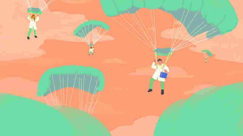 Advice To Parachuting Docs: Think Before You Jump Into Poor Countries