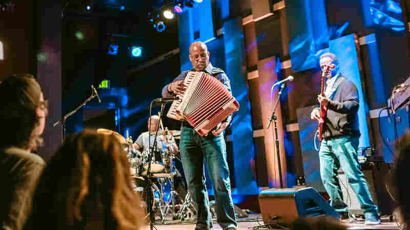 Hailu Mergia On World Cafe