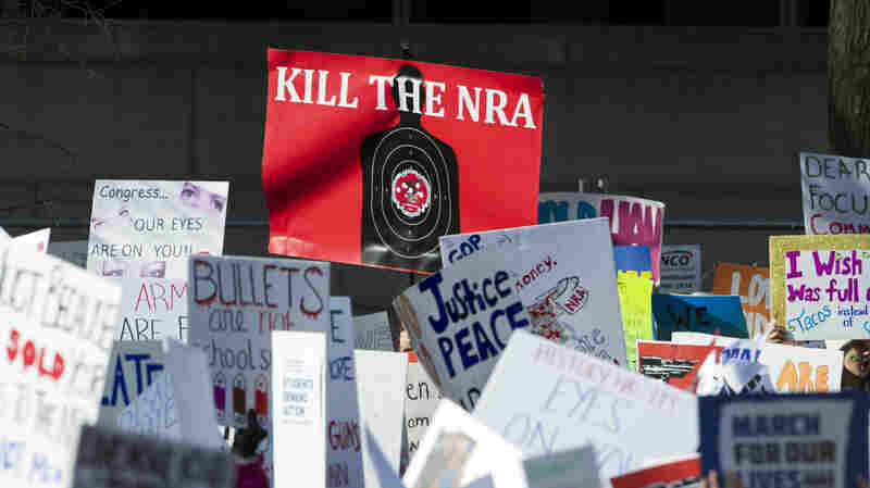 How The NRA Worked To Stifle Gun Violence Research