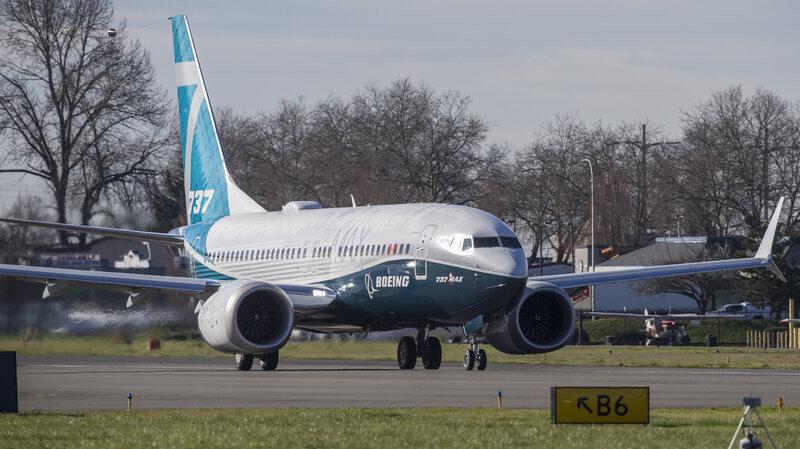 chinese tariff threats rattle airplane giant boeing npr