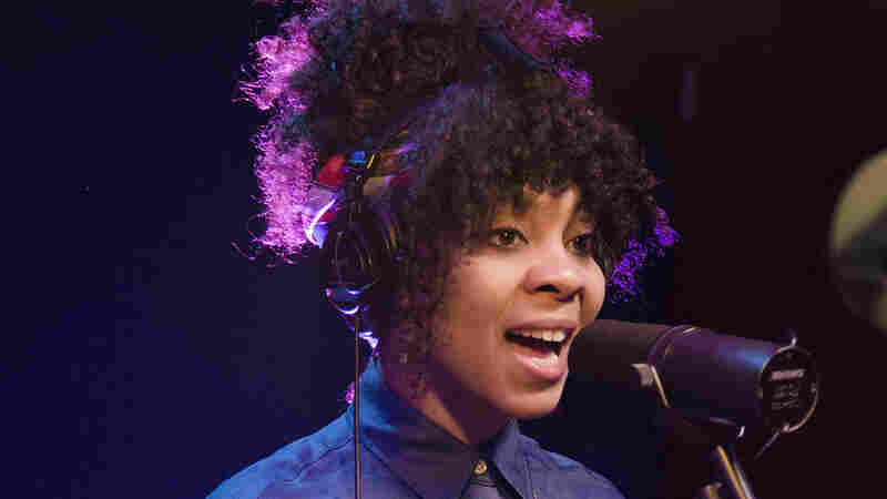 Watch Hollie Cook Perform 'Together' Live In The Studio