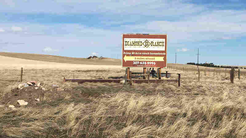 Rural Lands At Risk As Ranchers Prepare For Retirement