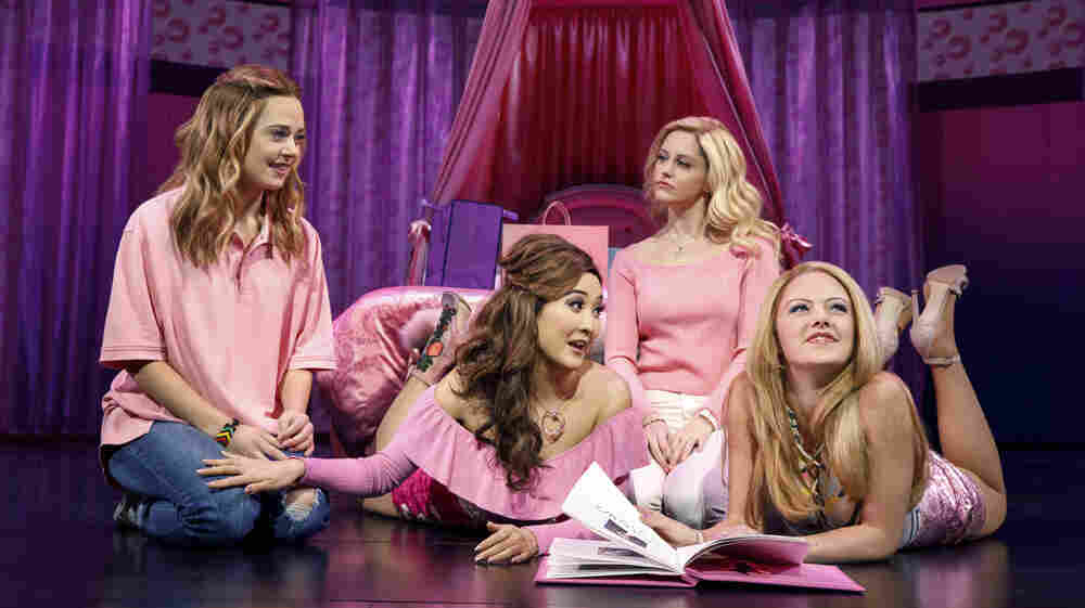 On Broadway, They Wear Pink: 'Mean Girls' Is Now A Musical