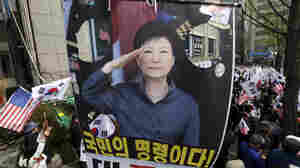 South Korea's Ex-President Sentenced To 24 Years For Corruption