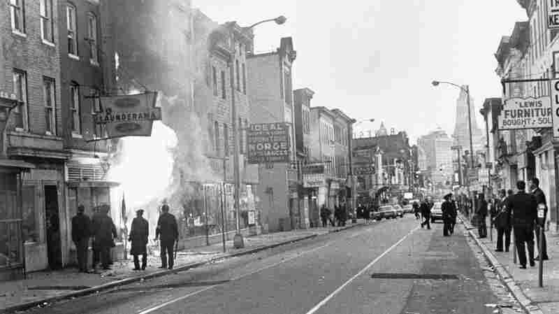 50 Years Ago Baltimore Burned. The Same Issues Set It Aflame In 2015