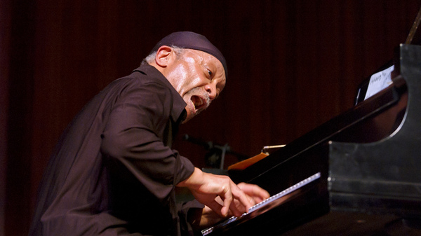 Cecil Taylor On Piano Jazz