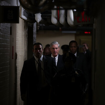 The Russia Investigations: On The Hunt For Duffel Bags Full Of Cash