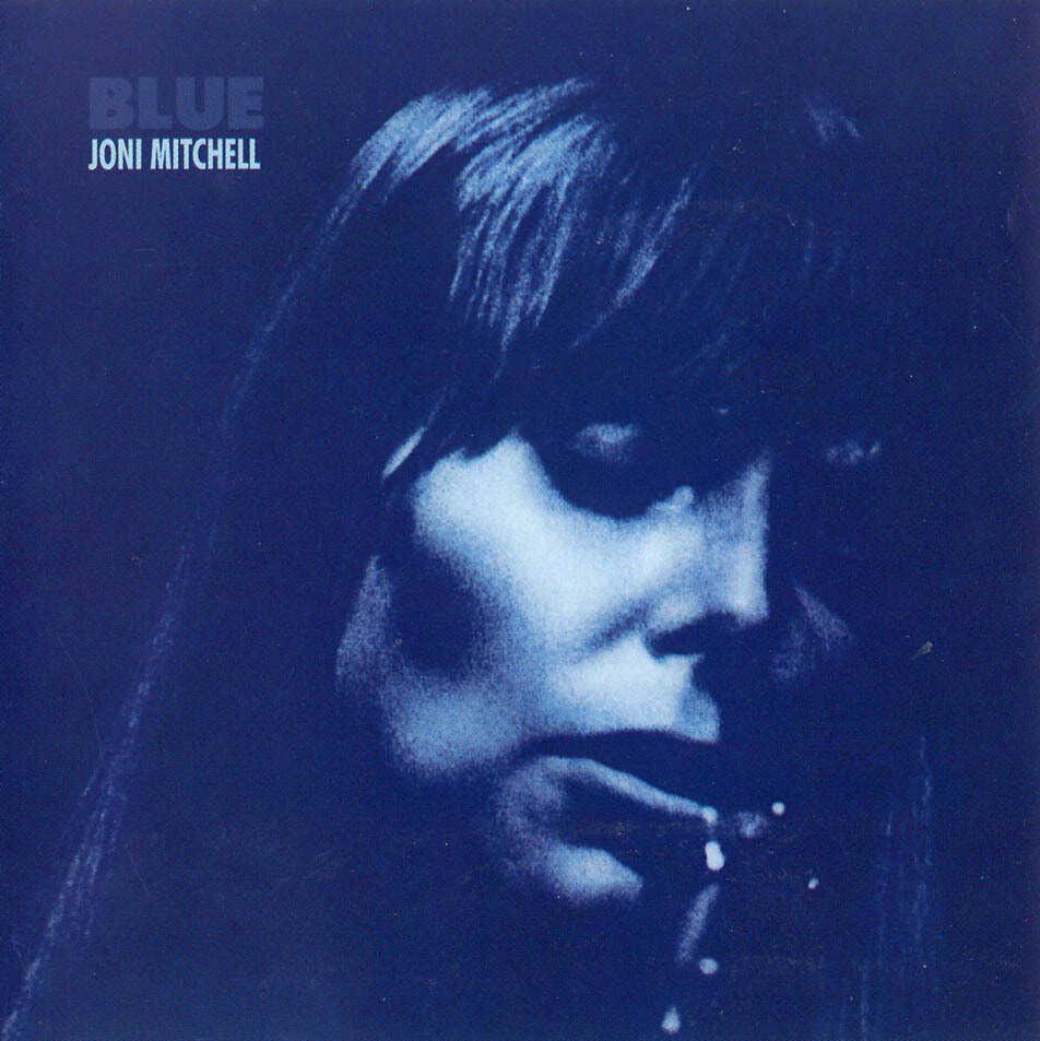 Joni Mitchell, Blue
